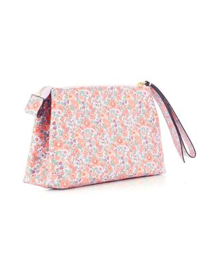 Betsy floral canvas clutch LIBERTY LONDON
