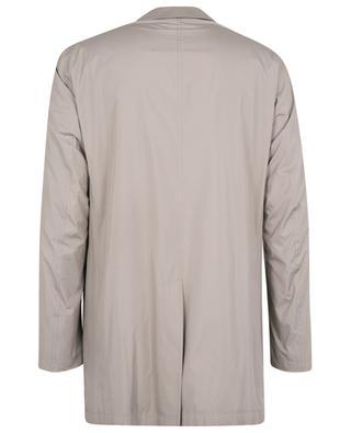 Flight foldable technical fabric rain coat HERNO
