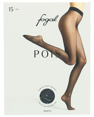 Sheer dotted tights FOGAL
