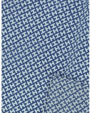 Einstecktuch mit Monogramm-Print HEMISPHERE