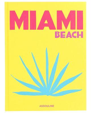 Miami Beach coffee table book ASSOULINE