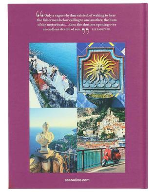Beau livre Amalfi Coast ASSOULINE