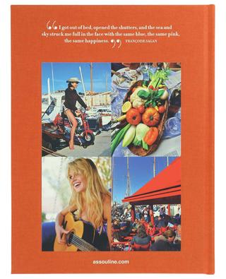 Beau livre St. Tropez Soleil ASSOULINE