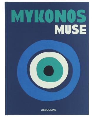 Mykonos Muse coffee table book ASSOULINE