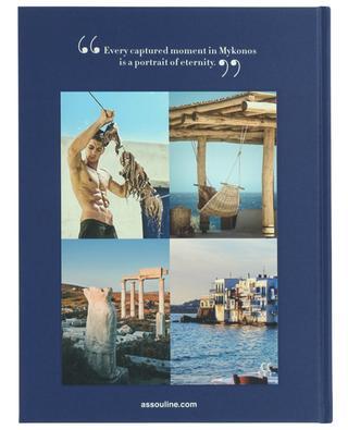 Beau livre Mykonos Muse ASSOULINE