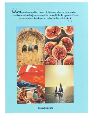 Beau livre Turquoise Coast ASSOULINE