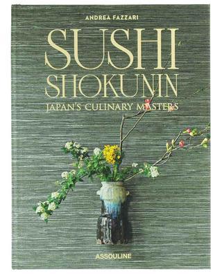Beau livre Sushi Shokunin - Japan's Culinary Masters ASSOULINE