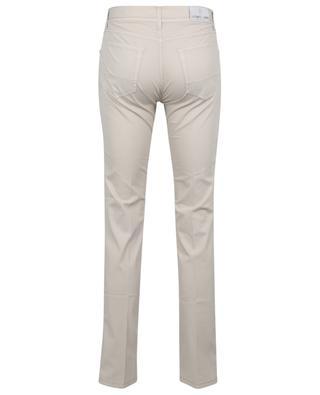 Jean slim en coton, soie et élasthanne Luxury Precious Fibers Tokyo RICHARD J. BROWN