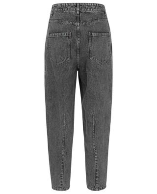 The High Waist Curved baggy jeans BRUNELLO CUCINELLI
