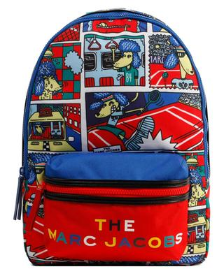 Comic printed boys' backpack THE MARC JACOBS
