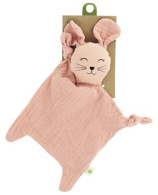 Maus-Schmusetuch aus organischer Baumwolle APUNT
