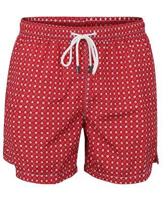 Madeira Airstop floral print swim shorts FEDELI