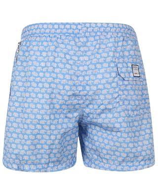 Madeira Airstop elephant print swim shorts FEDELI