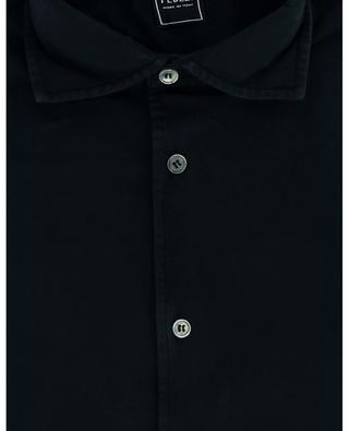 Jersey-Hemd aus Giza-Bio-Baumwolle Jason FEDELI