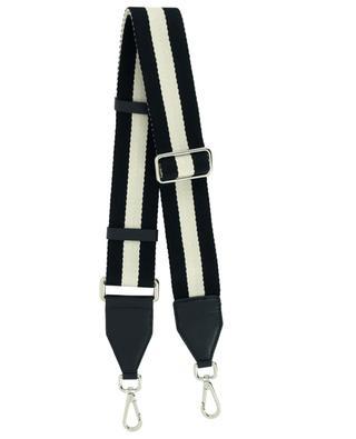One Stripe fabric shoulder strap GIANNI CHIARINI