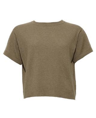 Kurzes T-Shirt aus Kaschmir Suite ERES