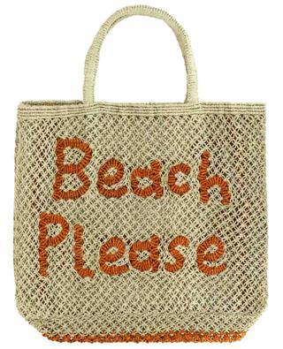 Sac cabas en jute Beach Please Large THE JACKSONS