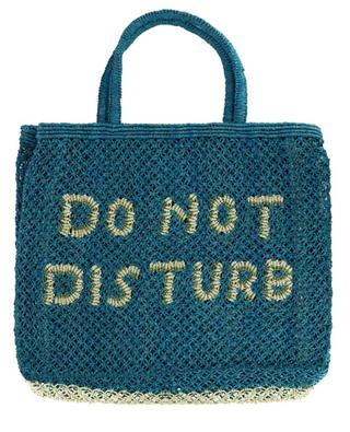 Do Not Disturb jute tote bag THE JACKSONS