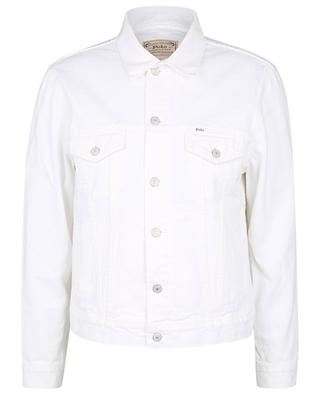 Veste en jean avec logo POLO RALPH LAUREN