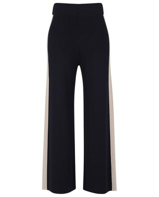 Tecnico knit trousers with side bands WEEKEND MAX MARA