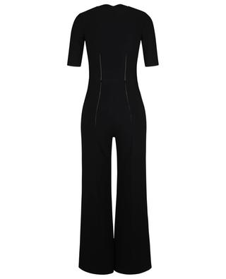 Scalloped knit jumpsuit ALAIA