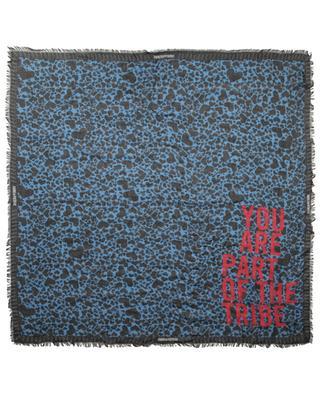 Ella girls' scarf in modal heart print ZADIG & VOLTAIRE