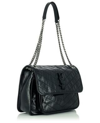 Gesteppte Handtasche aus Lammfell Niki Medium SAINT LAURENT PARIS