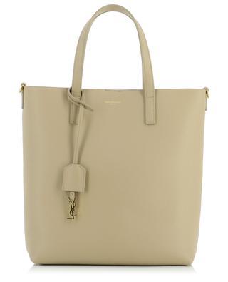 Sac cabas en cuir Shopping Bag Toy N/S SAINT LAURENT PARIS