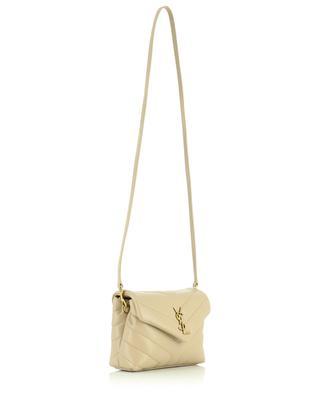 Loulou Toy quilted calfskin shoulder bag SAINT LAURENT PARIS