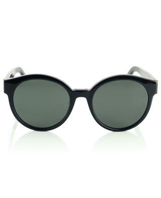SL M31 monogrammed round sunglasses SAINT LAURENT PARIS