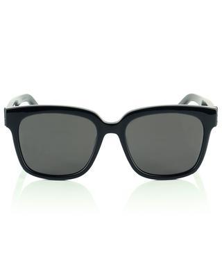 Eckige Monogramm-Sonnenbrille SAINT LAURENT PARIS