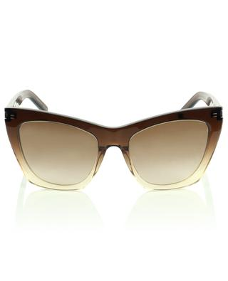 New Wave SL 214 KATE square sunglasses with thick frame SAINT LAURENT PARIS