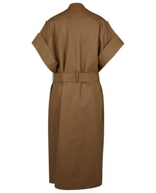 Manteau esprit perfecto en cuir Exciting Coolness DOROTHEE SCHUMACHER