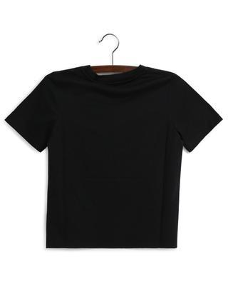 T-shirt garçon imprimé Chocolat BURBERRY
