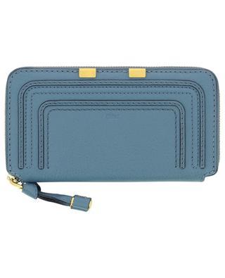 Lange Brieftasche mit Reissverschluss aus Leder Marcie CHLOE