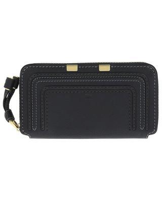 Marcie long zip-around wallet in leather CHLOE