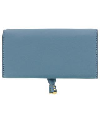 Lange Brieftasche aus genarbtem Leder Marcie CHLOE