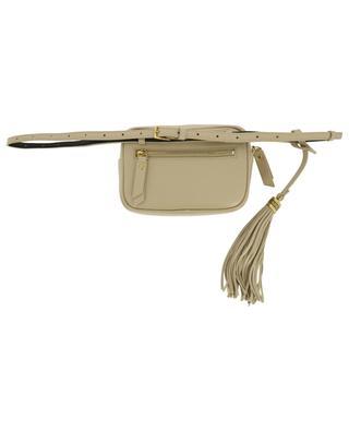 Lou quilted leather belt bag SAINT LAURENT PARIS
