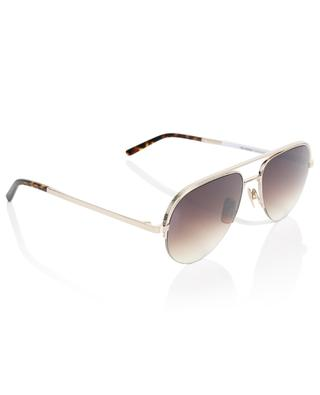 Flieger-Sonnenbrille aus Metall The Nomad VIU