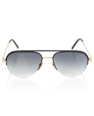 The Nomad aviator metal sunglasses VIU