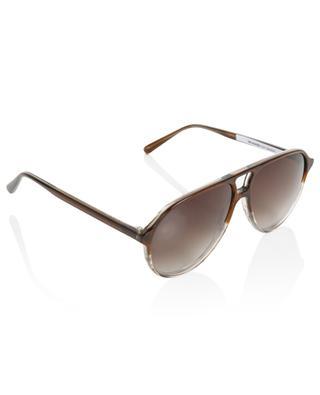 The Aviator acetate aviator sunglasses VIU