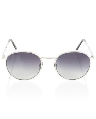 Runde Sonnenbrille aus Metall The Voyager VIU
