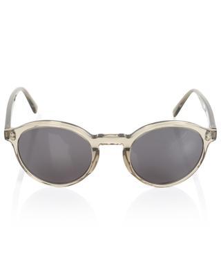 The Sharp round acetate sunglasses VIU