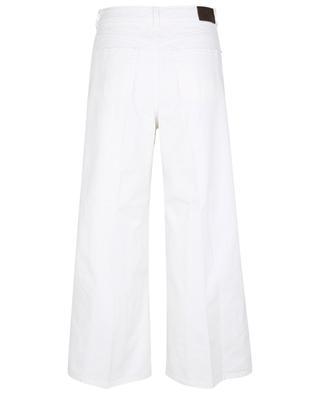 Jean large blanc Portland VICTORIA VICTORIA BECKHAM