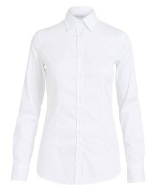 Cotton blend shirt AGLINI
