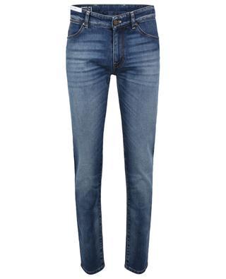 Schmal geschnittene Jeans aus Baumwollmischgarn Swing PT TORINO DENIM
