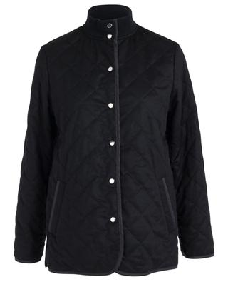 Quilted cashmere jacket BONGENIE GRIEDER