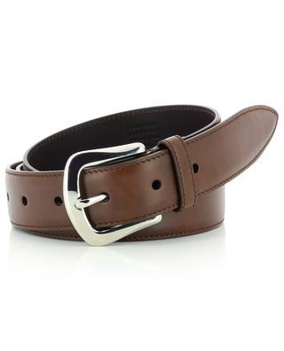 Classic smooth leather belt BRUNELLO CUCINELLI