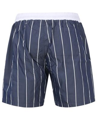 Striped nylon swim shorts BRUNELLO CUCINELLI