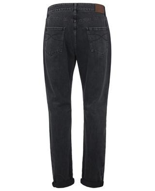 Leisure Fit casual grey jeans BRUNELLO CUCINELLI